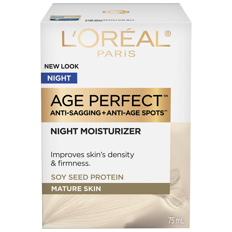 L'Oreal Dermo-Expertise Age Perfect Night Cream - 75ml