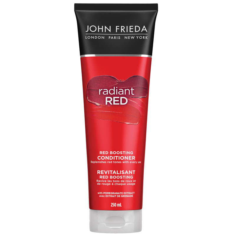 John Frieda Radiant Red Colour Protecting Daily Conditioner - 250ml