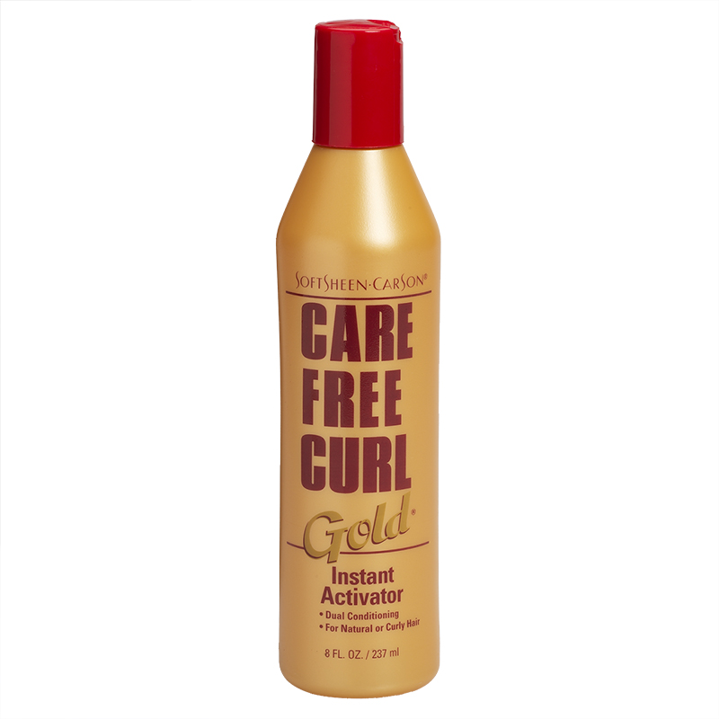 Soft Sheen Care Free Curl Gold Instant Activator - 237ml