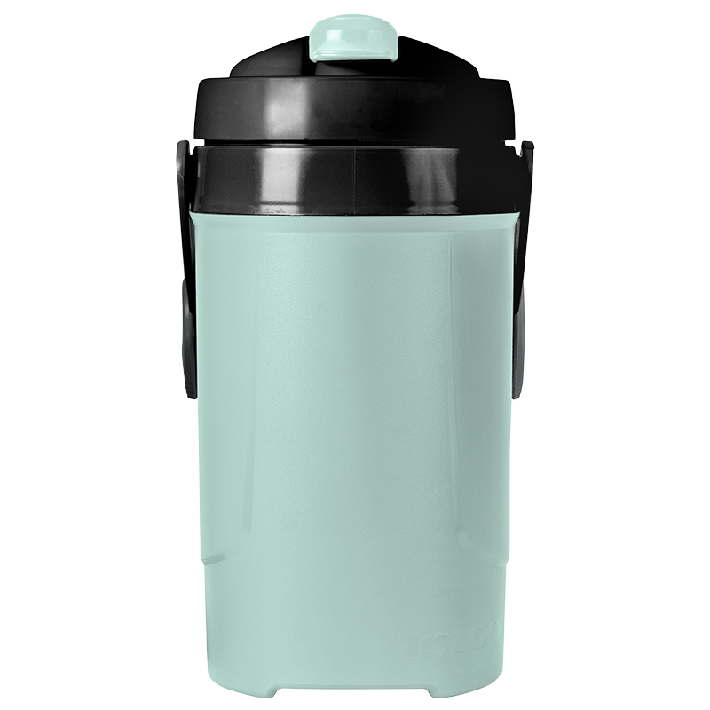Igloo Sport Jug with Hooks - Seafoam Green/Black - 1/2 gallon