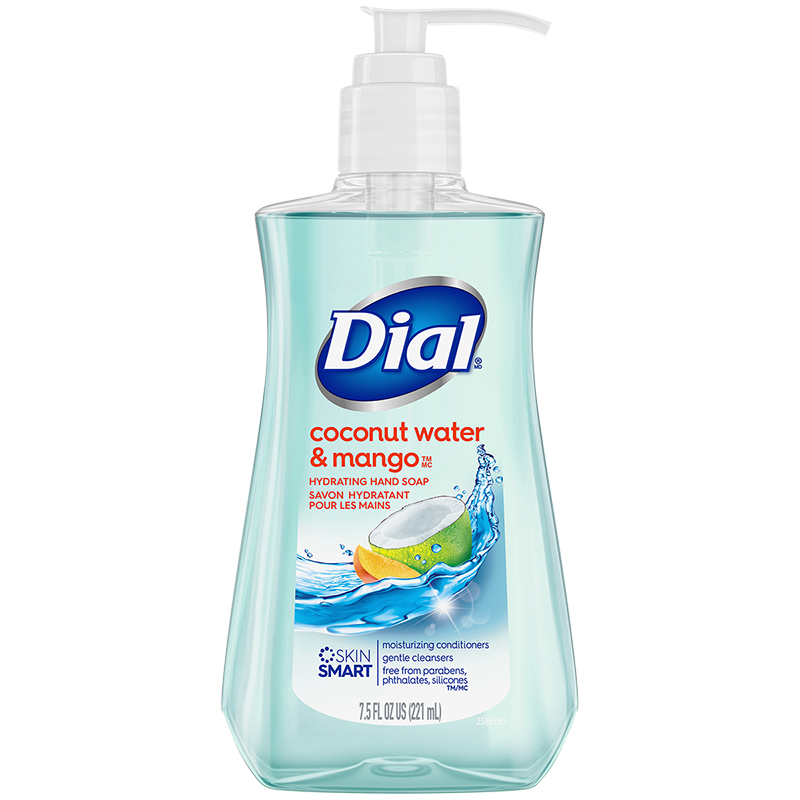 Dial Liquid Soap - Coconut Water & Mango - 221ml