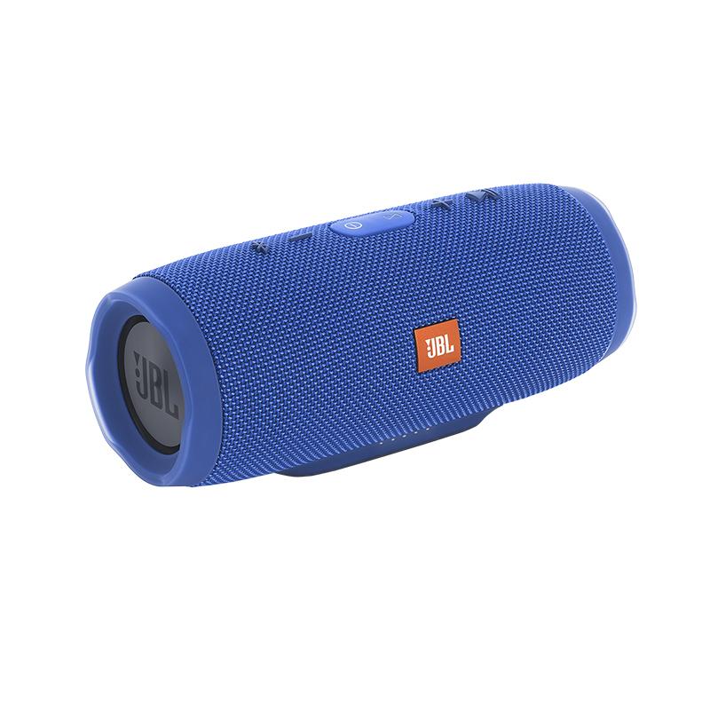 JBL Charge 3 Bluetooth Speaker and Powerbank - Blue - JBLCHARGE3BLUEAM