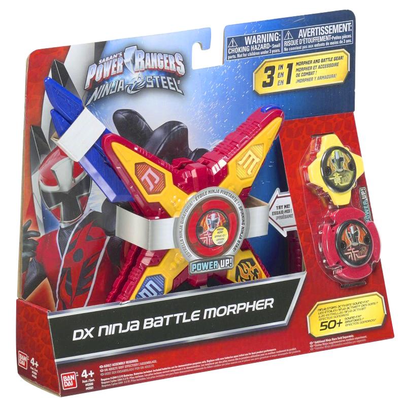 Power Rangers Ninja Morpher