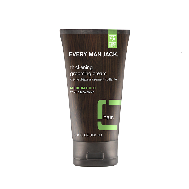 Every Man Jack Thickening Grooming Cream - Medium Hold - 150ml