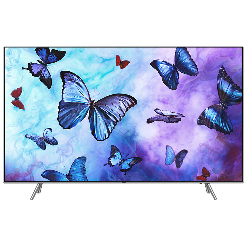 Samsung 65-in QLED 4K Smart TV - QN65Q6FNAFX