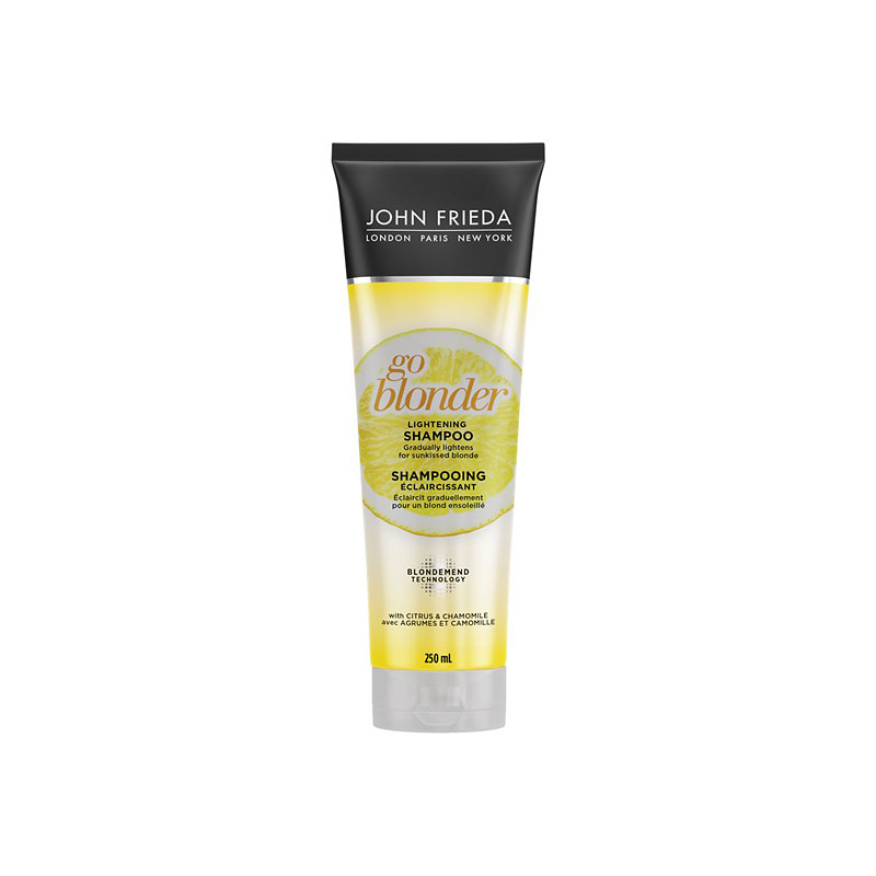 John Frieda Sheer Blonde Go Blonder Lightening Shampoo - 250ml