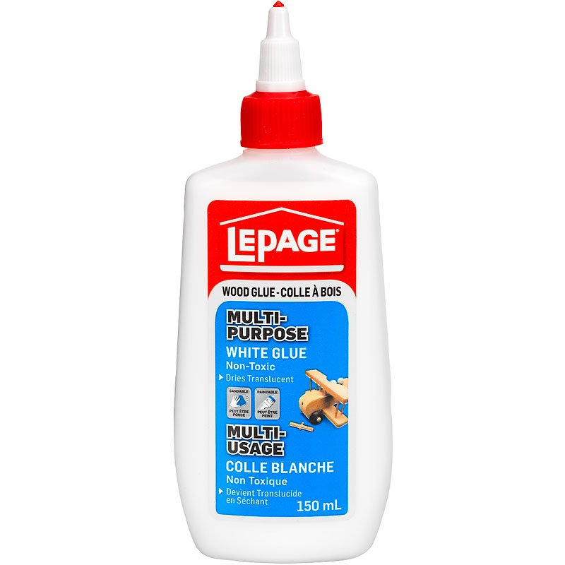 LePage Multi-Purpose White Glue - 150 mL
