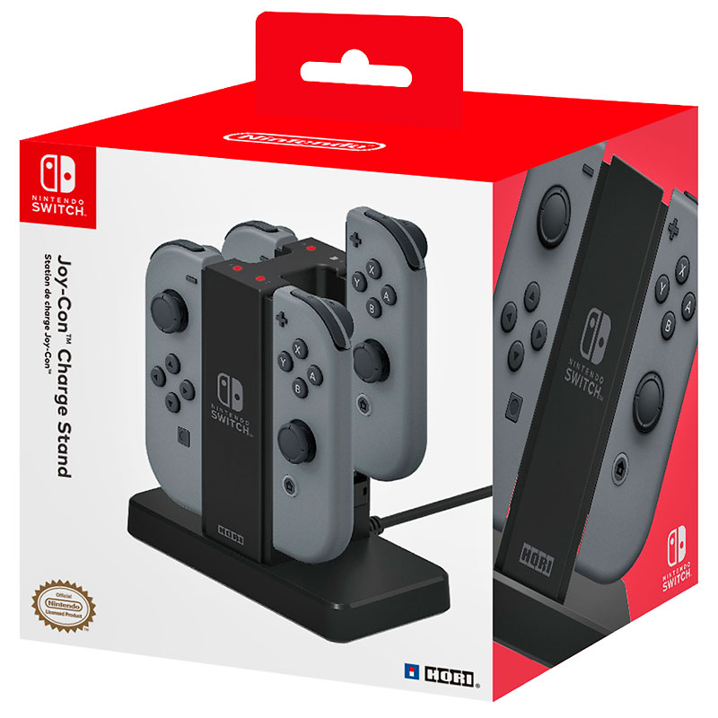 Hori Joy-Controller Charger - Switch