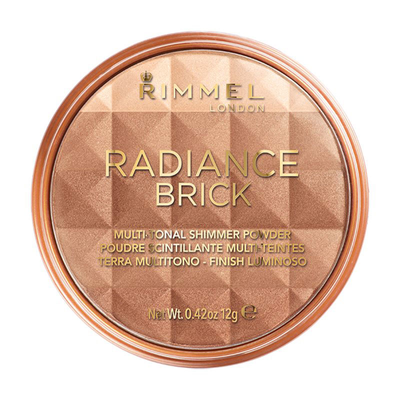 Rimmel London Radiance Brick Bronzer - Light