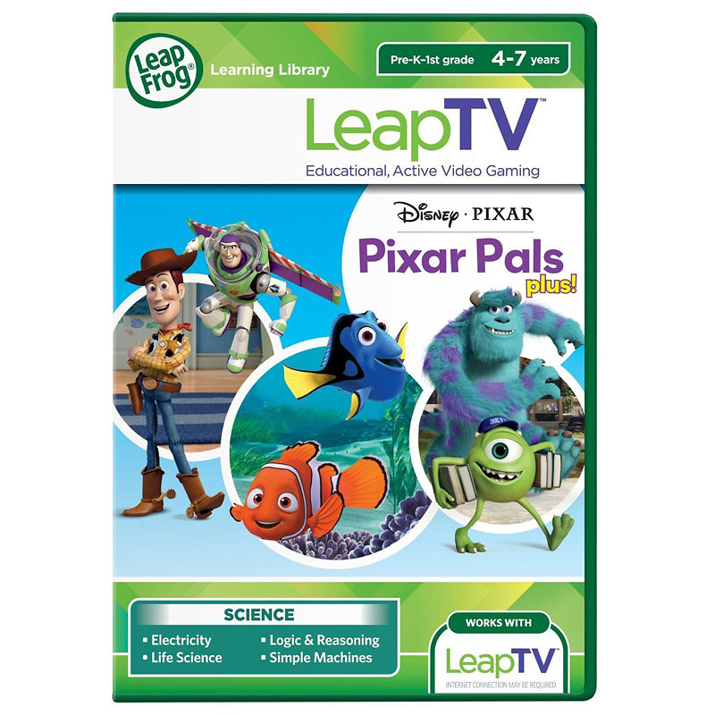 LeapFrog LeapTV Game Cartridges - Assorted