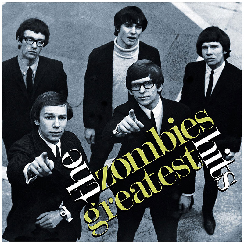 The Zombies - Greatest Hits - Vinyl