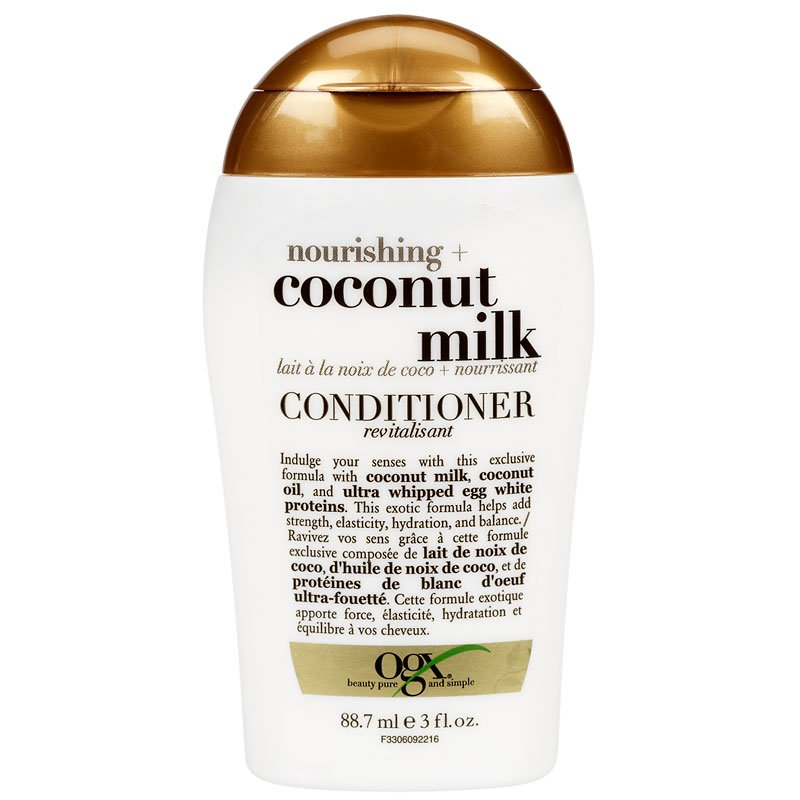 OGX Nourishing Conditioner - Coconut Milk - 89ml