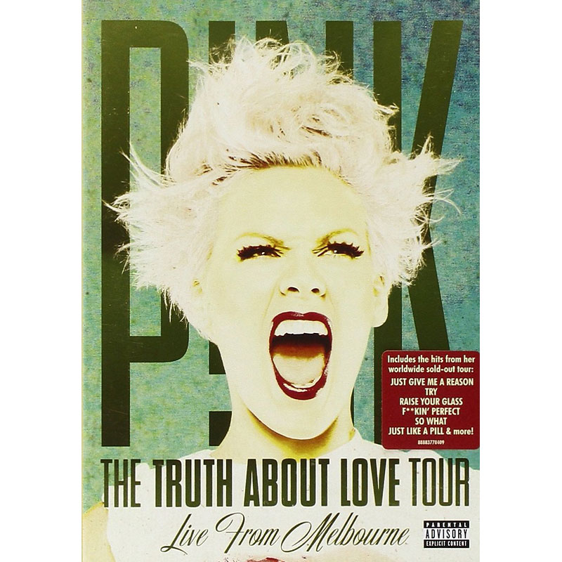Pink - The Truth About Love - DVD