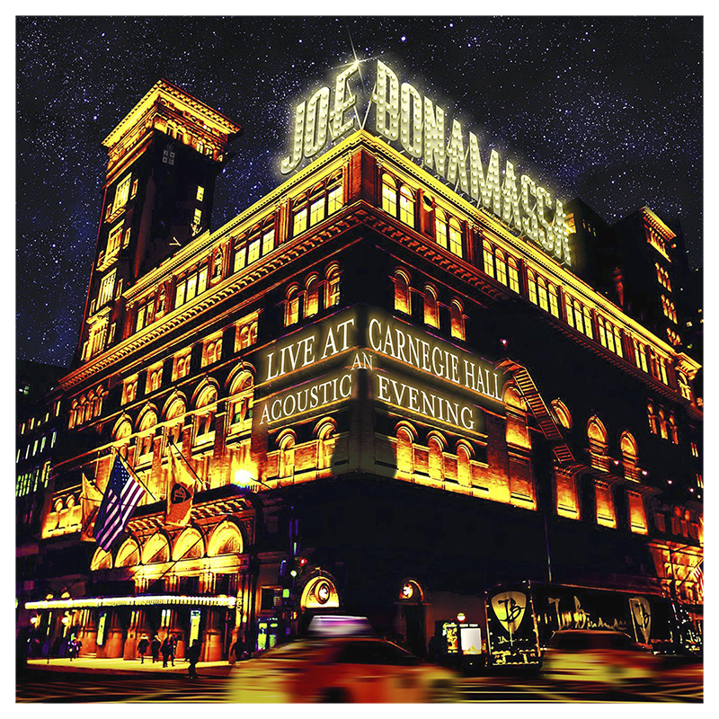 Joe Bonamassa - Live at Carnegie Hall: An Acoustic Evening - Vinyl