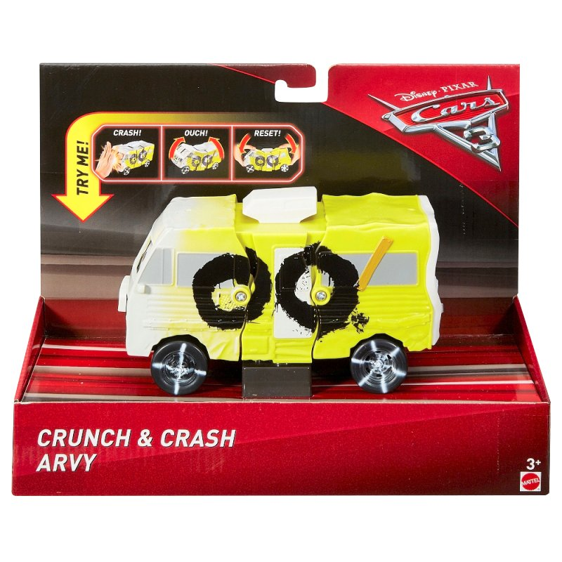 Cars 3 Derby Crashers - Assorted