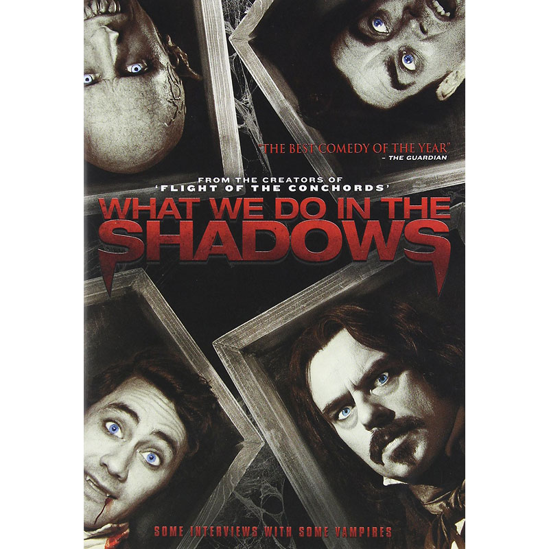 What We Do In The Shadows - DVD