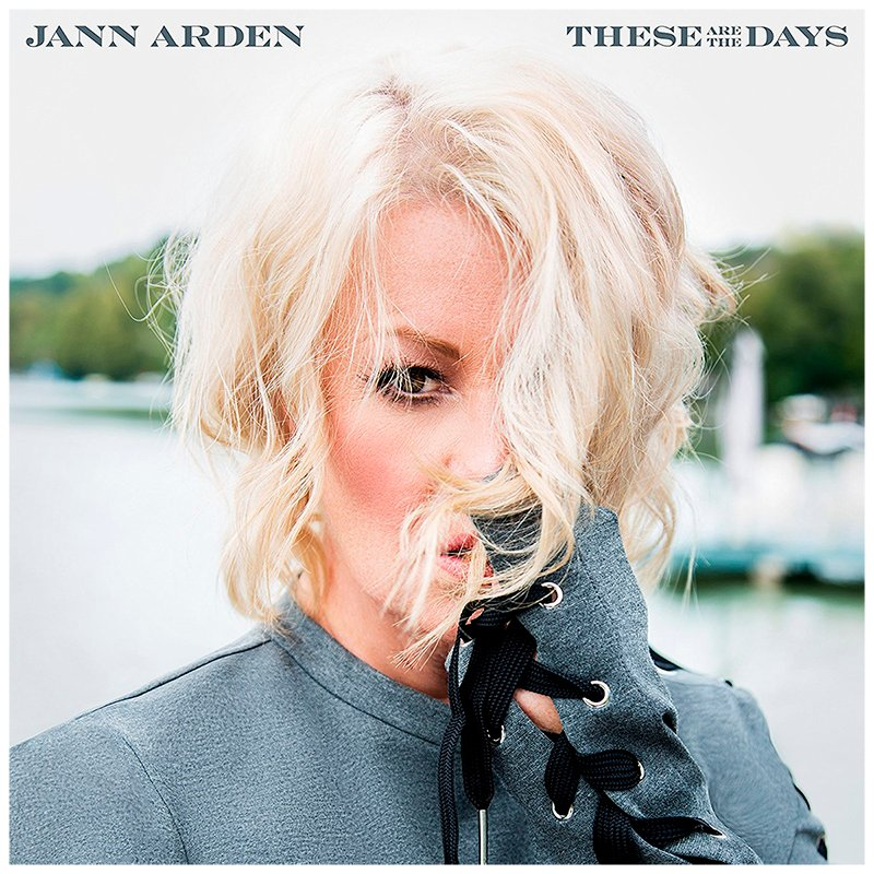 Jann Arden - These Are The Days - CD
