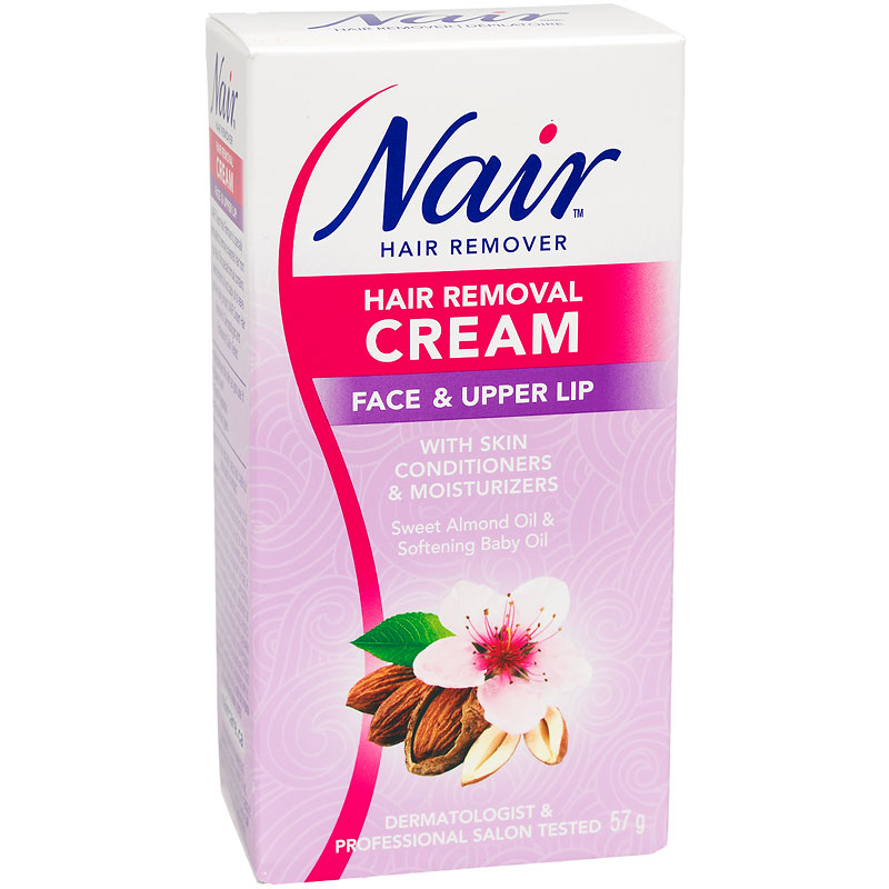 Nair Hair Removal Cream For Face 57g London Drugs