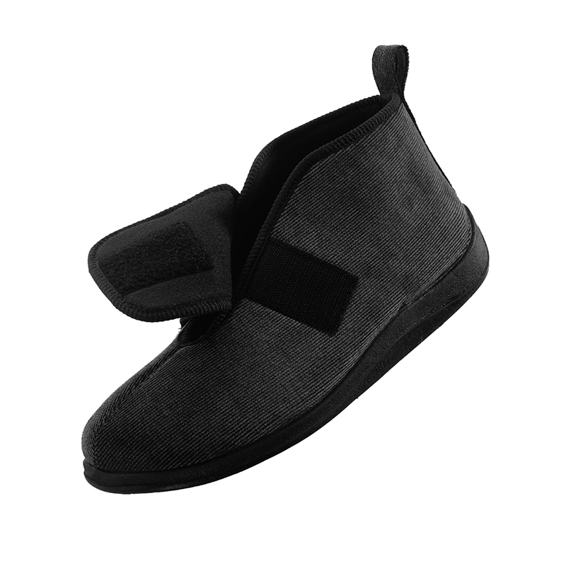 Silvert's Men's Comfy Bootie Slippers - 7 - 14