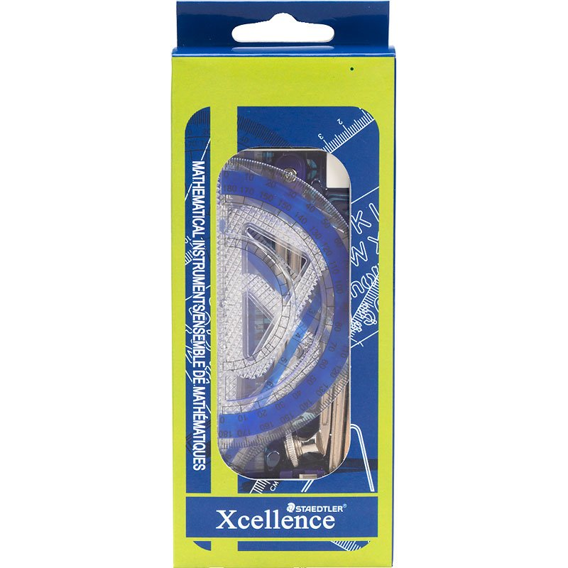 Staedtler Xcellence Mathematical Instruments Set
