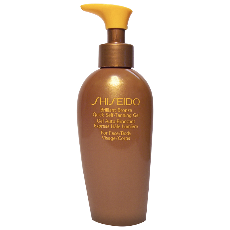 Shiseido Brilliant Bronze Quick Self-Tanning Gel - 150ml