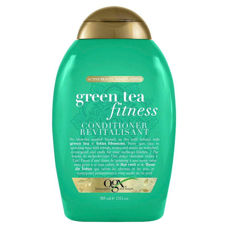 OGX Green Tea Fitness Conditioner - 385ml