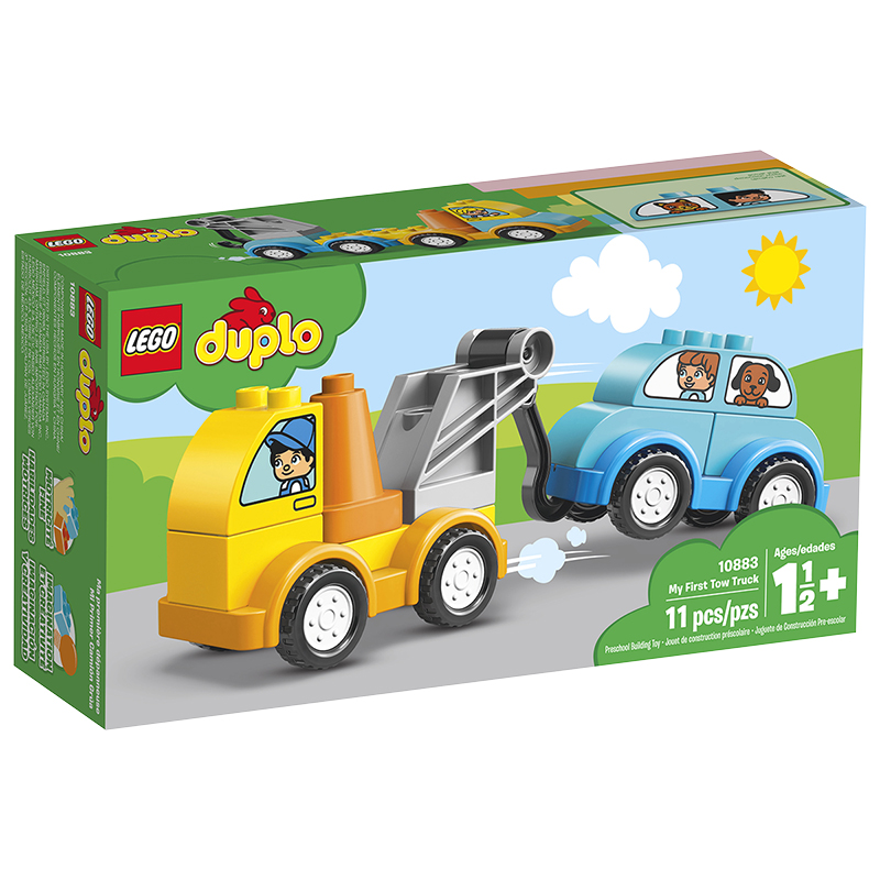 LEGO® DUPLO - My First Tow Truck - 10883