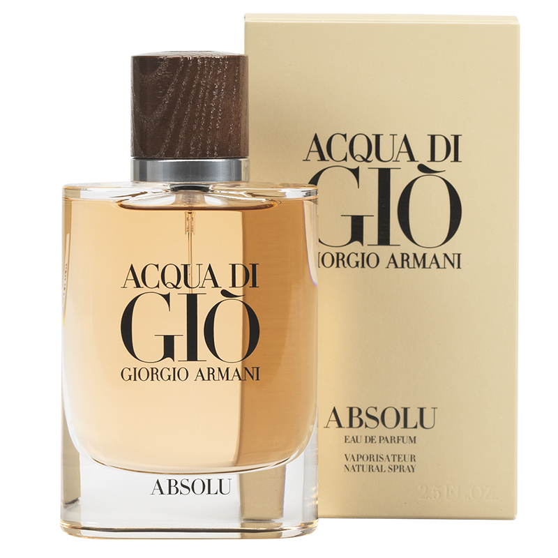 Giorgio Armani Acqua Di Gio Absolu Eau De Parfum 75ml London Drugs