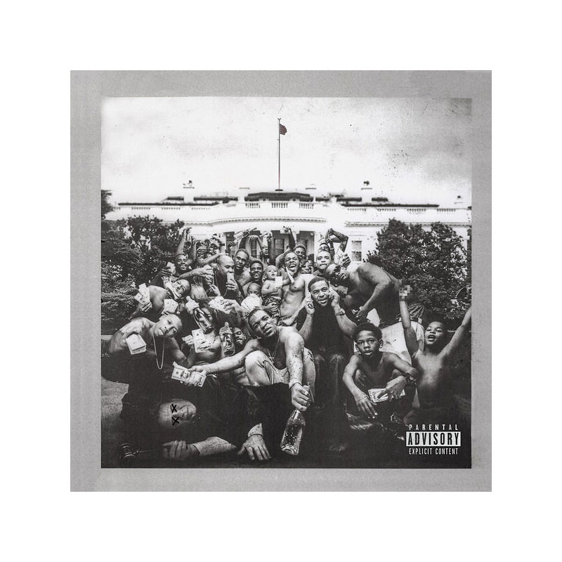 Kendrick Lamar - To Pimp A Butterfly - CD