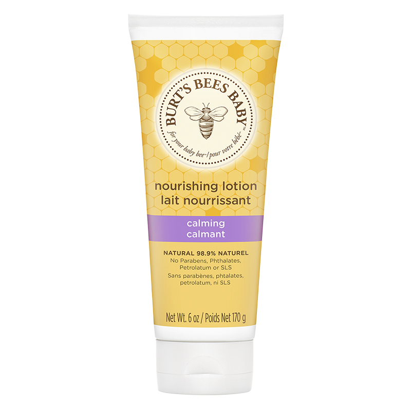 Burt's Bees Baby Bee Calming Lotion - 170g