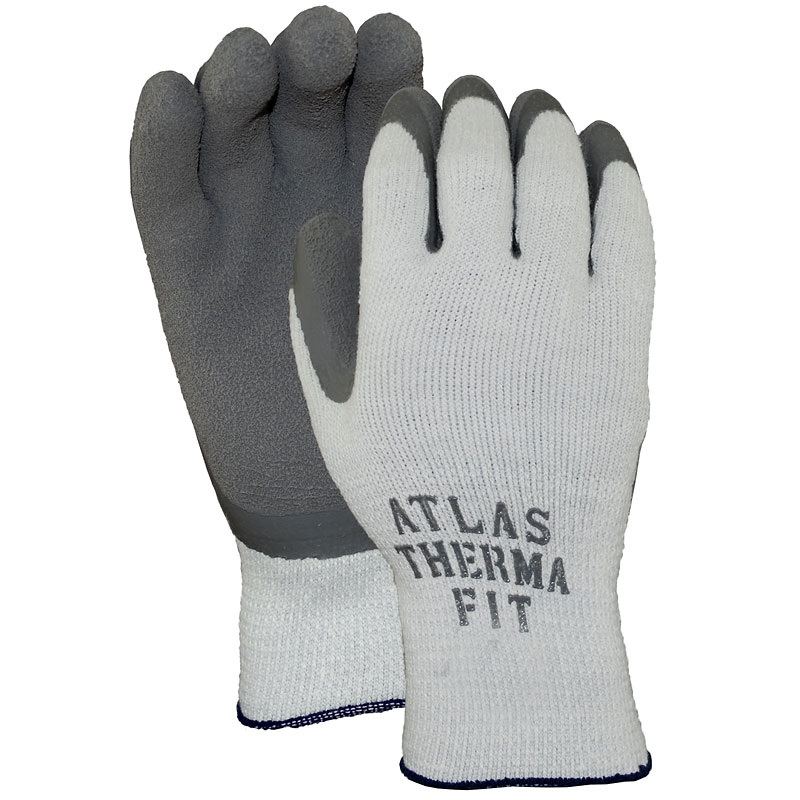Watson Atlas Tough Guy Gloves - Grey - 300i
