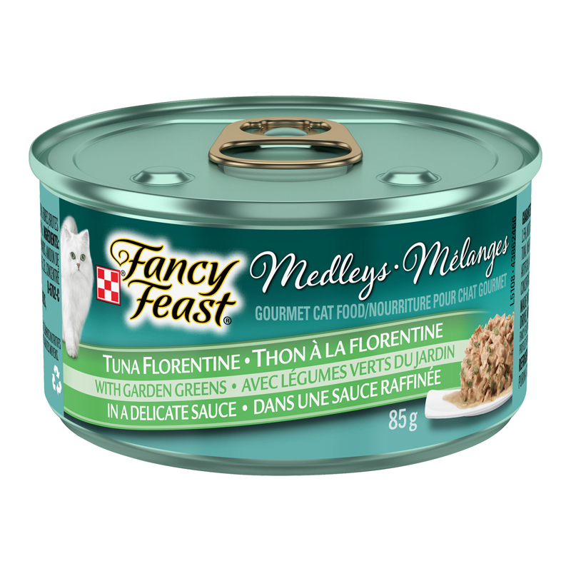 Fancy Feast Medley for Cats - Tuna Florentine - 85g