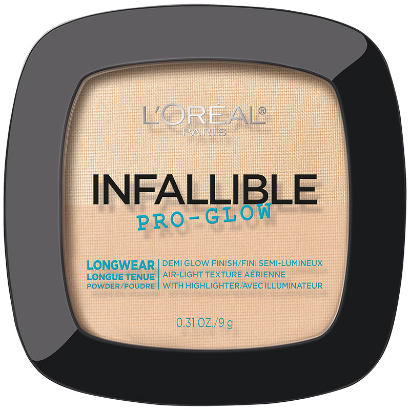 L'Oreal Infallible Pro Glow Powder - 21 Classic Ivory