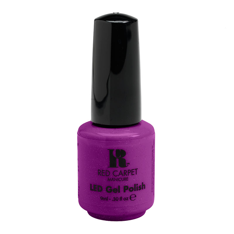 Red Carpet Manicure LED Gel Nail Polish - 9 Inch Heels