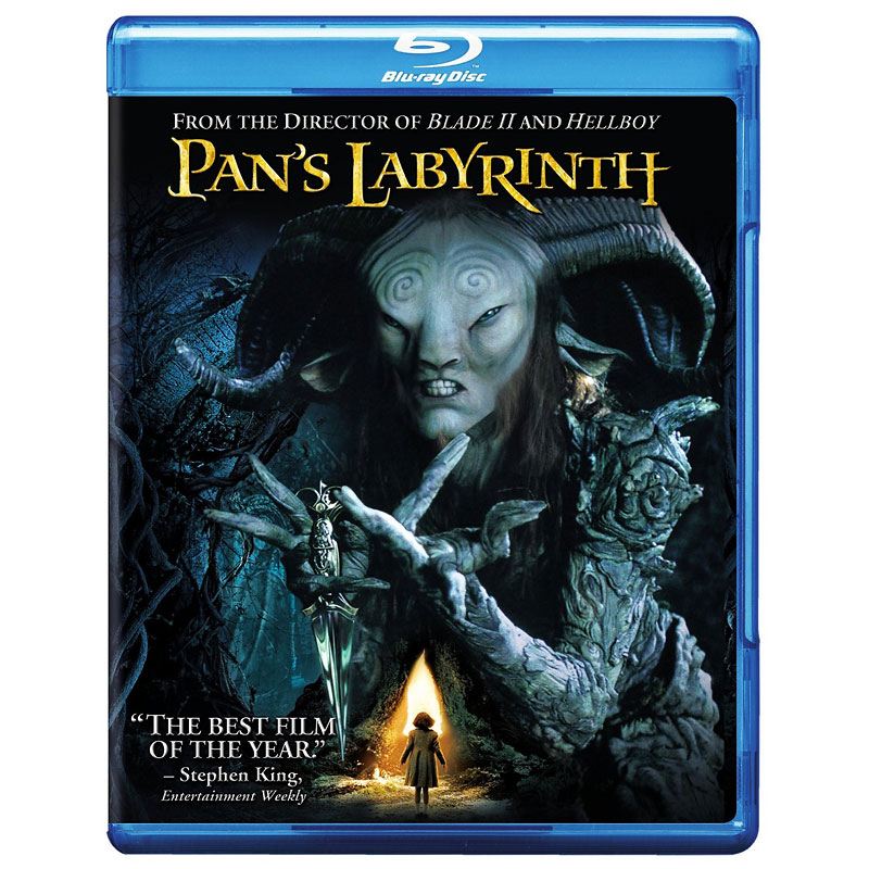 Pan's Labyrinth - Blu-ray