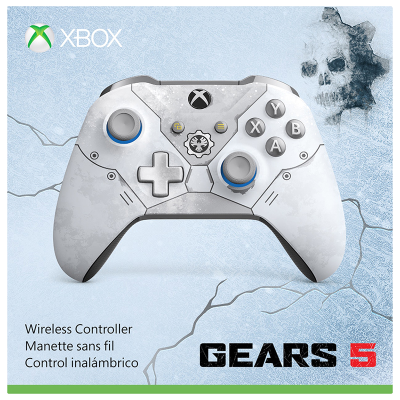 Xbox One Wireless Controller - Gears 5 Kait Diaz Limited Edition - WL3-00130