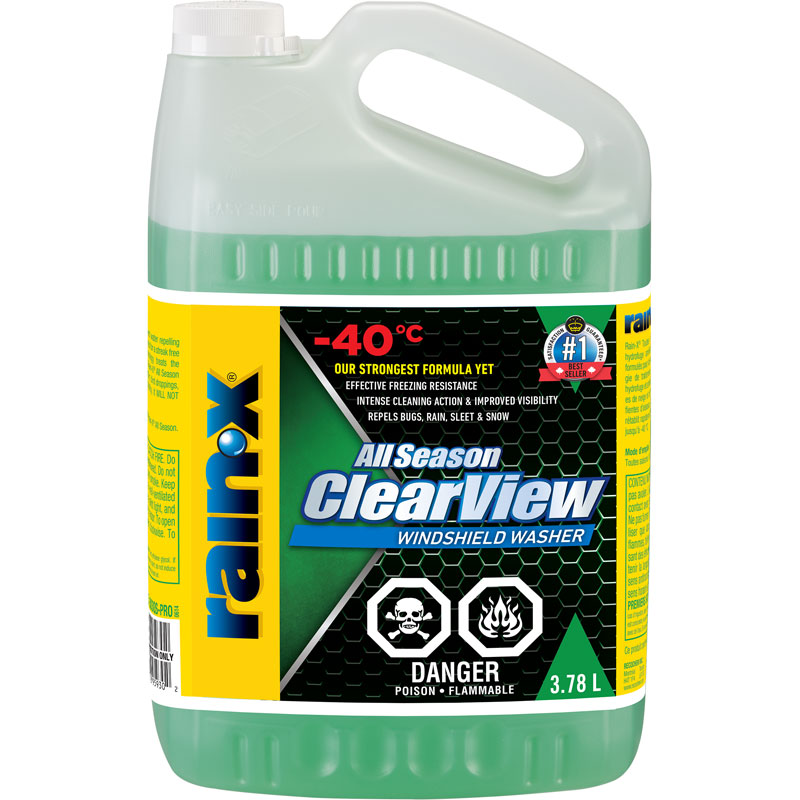 Rain-X Winter Wash - All Season - 3.78L