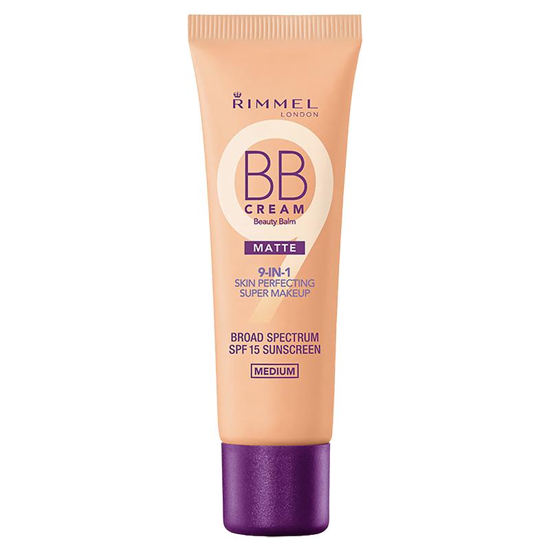 Rimmel BB Cream Matte 9-in-1 Skin