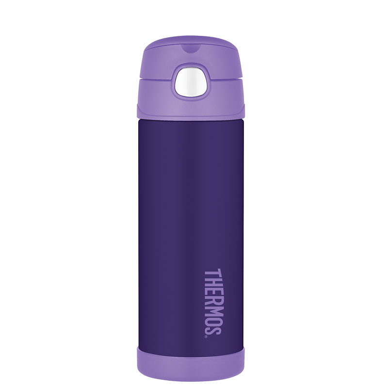 Thermos FUNtainer Bottle - Purple - 490ml