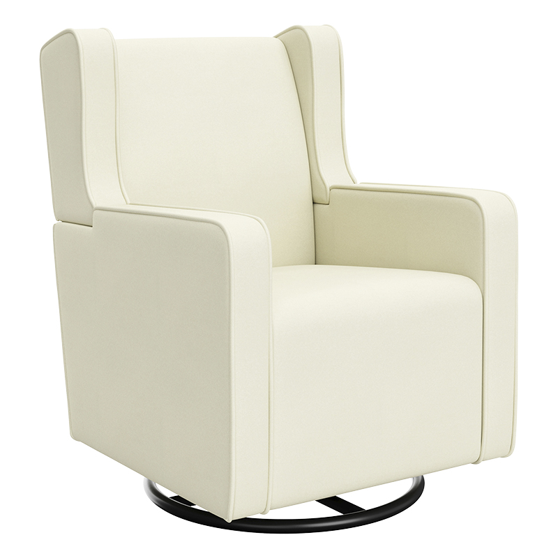 Graco Remi Upholstered Swivel Glider - Oatmeal - 06562-6JJ