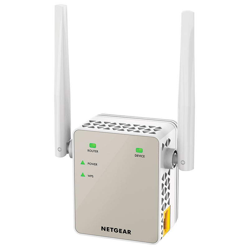 Netgear AC1200 WiFi Range Extender - EX6120-100CNS