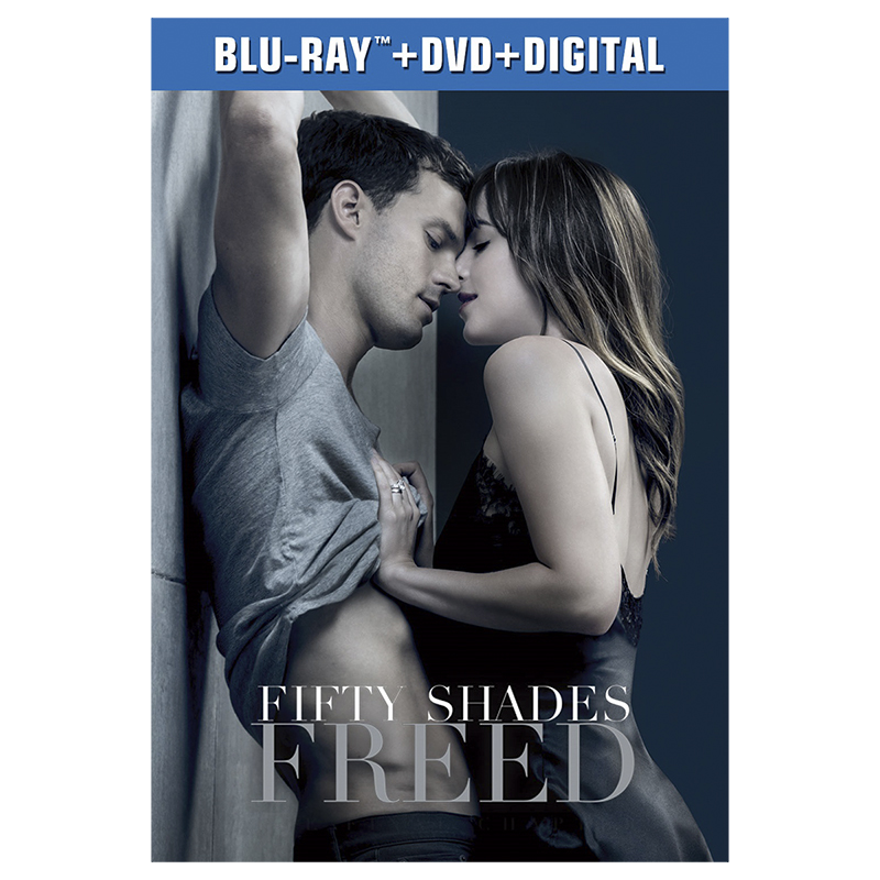 Fifty Shades Freed - Blu-ray
