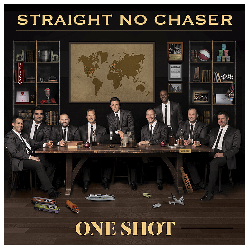 Straight No Chaser - One Shot - CD