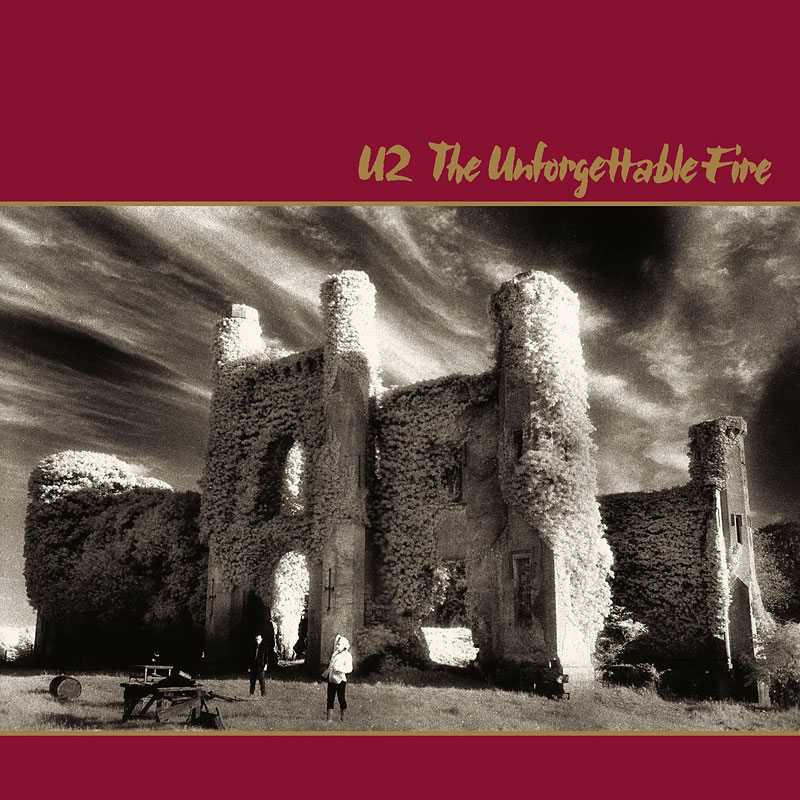 U2 - The Unforgettable Fire - Vinyl
