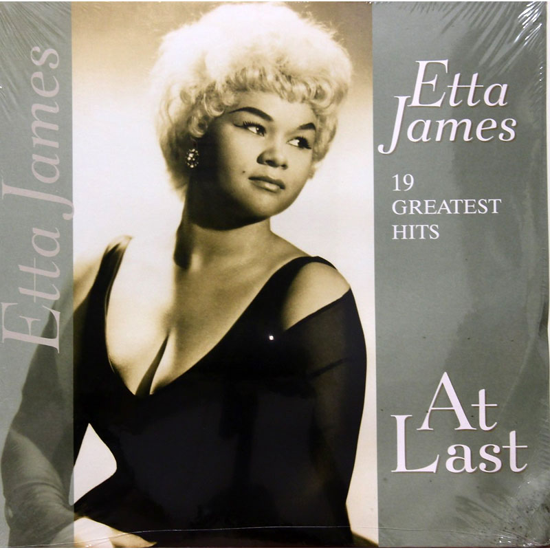 James, Etta - 19 Greatest Hits - Vinyl