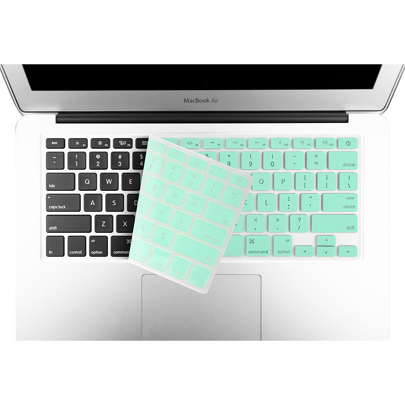 Logiix Phantom Keyboard Shield - MacBook Air 13 and Pro 13/15 - Turquoise - LGX-12712
