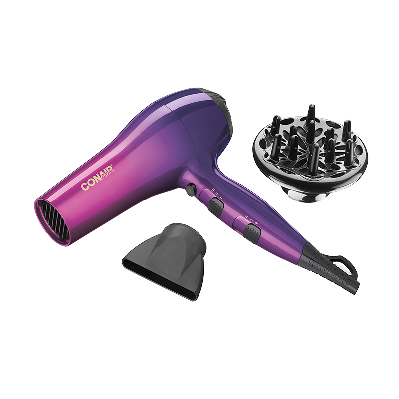 Conair Posh Hair Dryer - Pink Ombre - 237POC