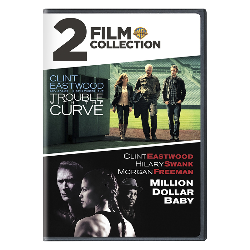 Trouble With The Curve / Million Dollar Baby (2 Film Collection) - DVD
