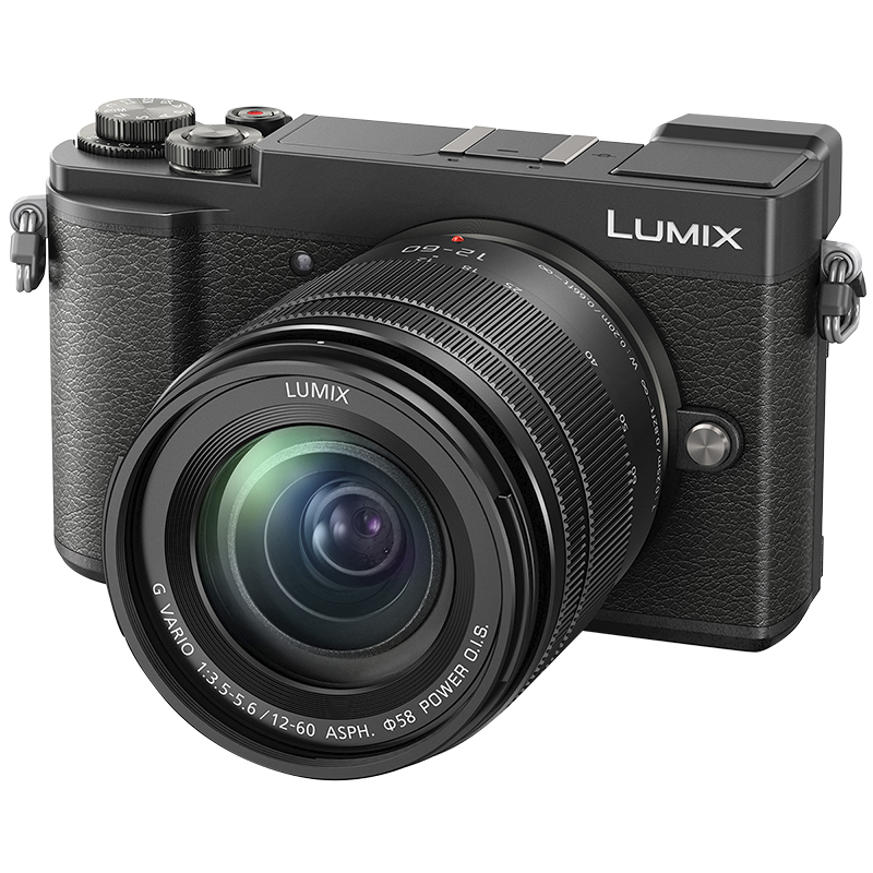 Panasonic LUMIX GX9 with 12-60mm Lens - Black - DCGX9MK