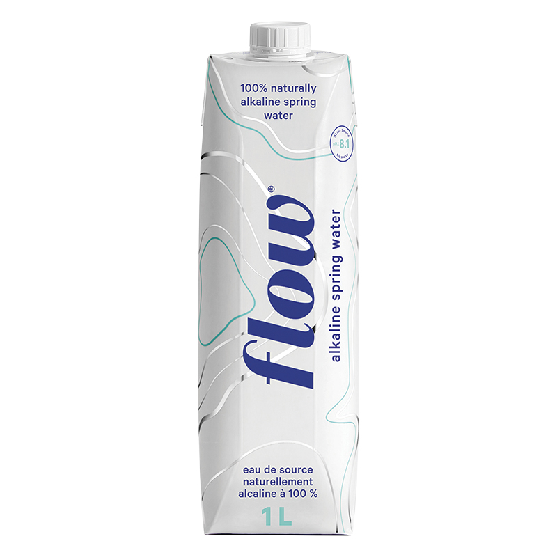Flow Naturally Alkaline Spring Water - 1000ml